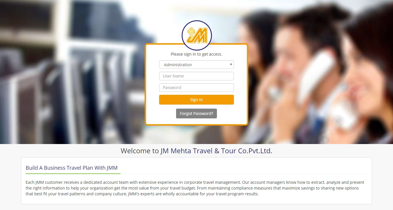 Travel Booking Portal